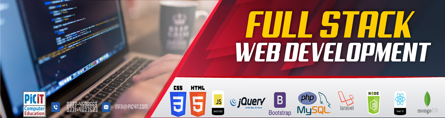 full-stack-web-development-training-course-in-Lahore-picit-computer-college