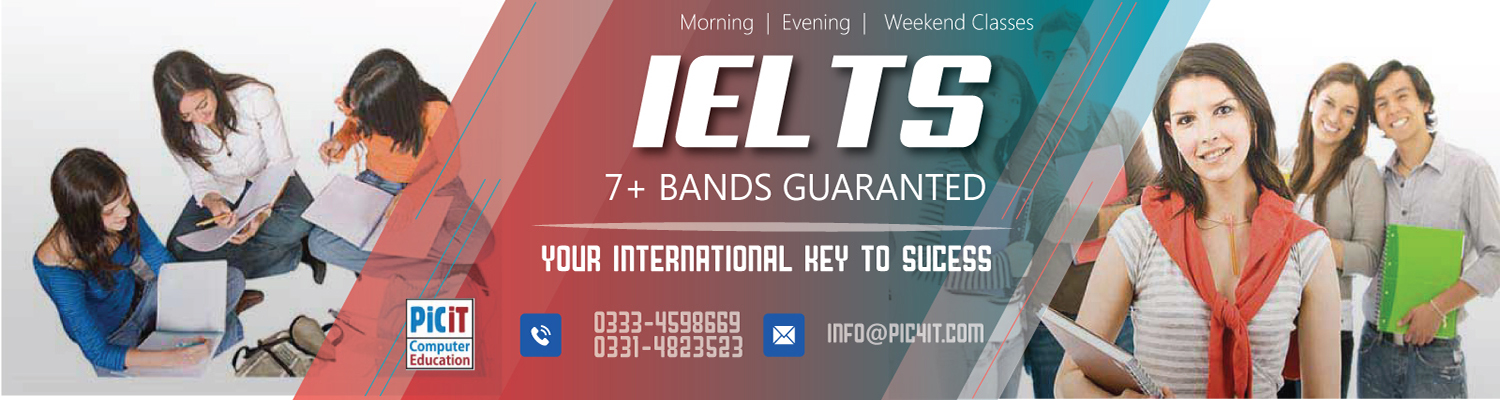 IELTS-Training-classes-in-lahore-picit-computer-college